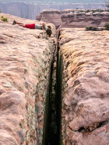 Dead Horsepoint State Park: Big Horn Overlook