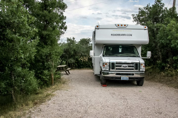 24.7. Castle Rock Campground