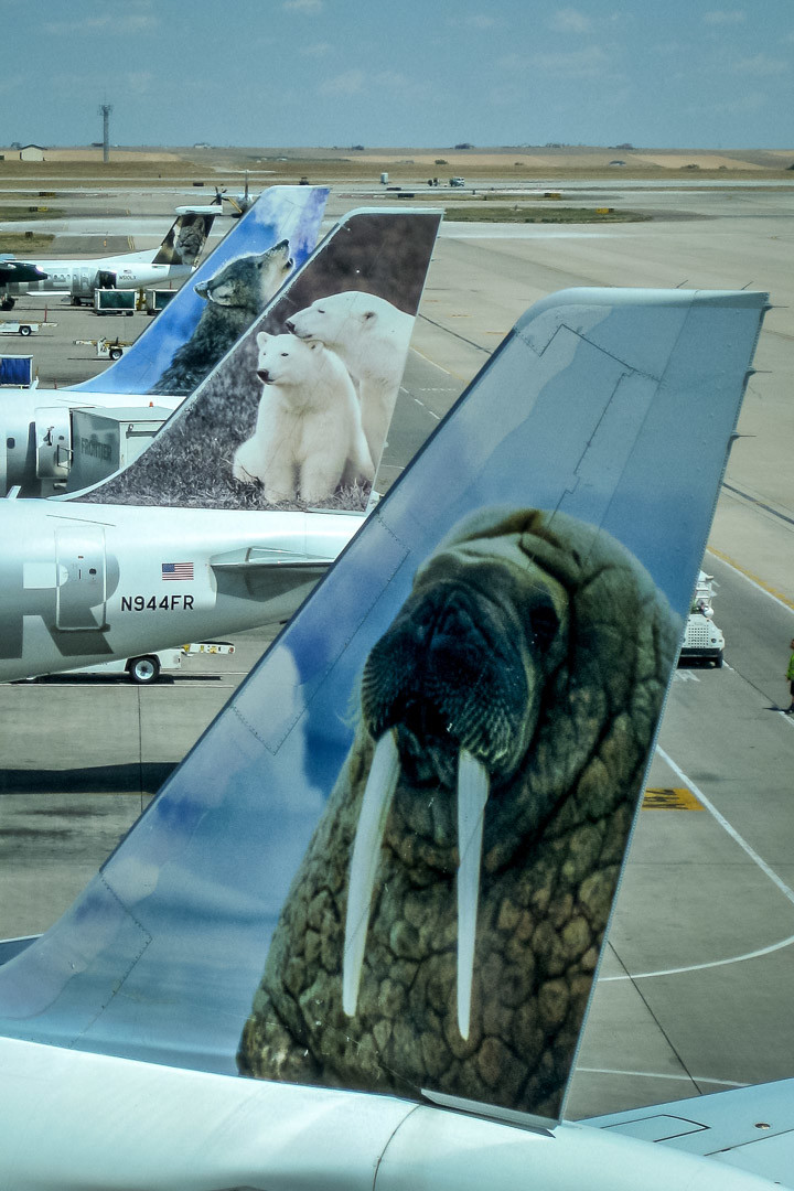Frontier Airlines ;-)