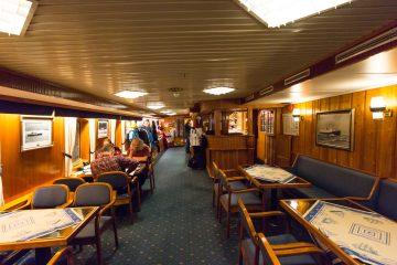 11.2. Hurtigruten mit der MS Lofoten