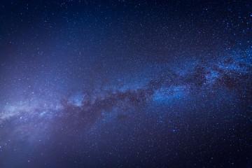 9.11. Milchstraße, beim Observatorium