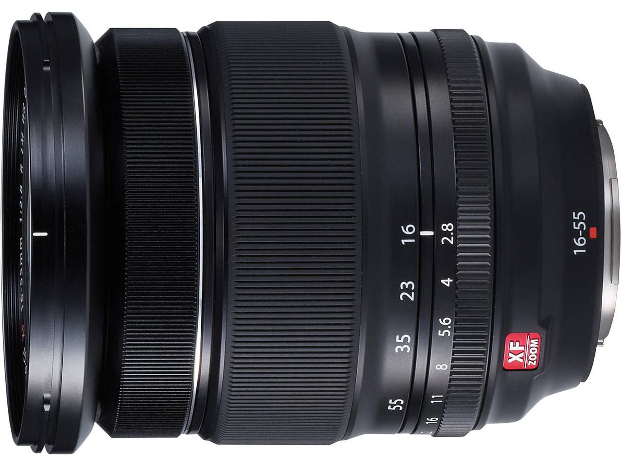 Fuji 16-55mm f/2.8 R LM WR