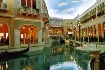 Las Vegas - Illusion pur in Venedig, ähh im Venetian.