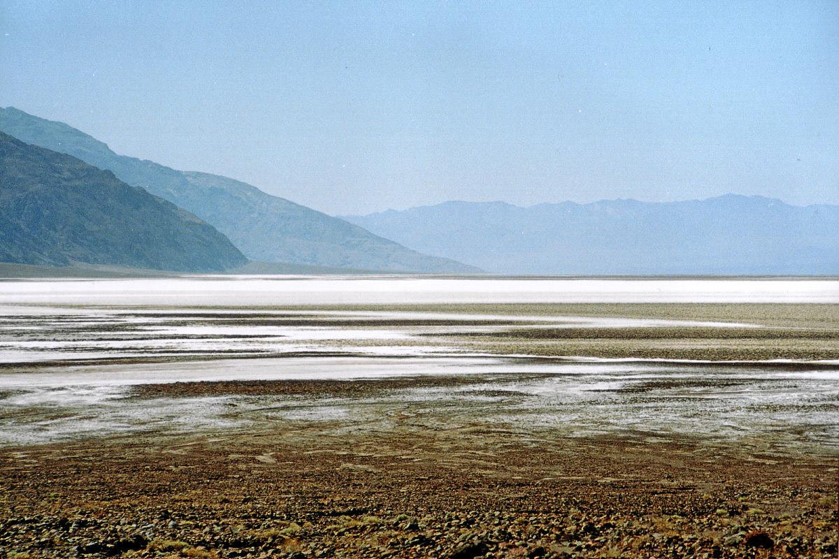 Death Valley: Bad Water