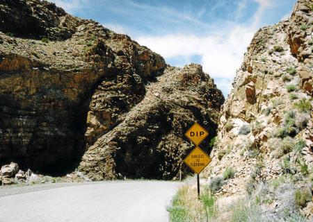 Death Valley: Death Valley Road.