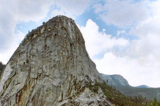 Yosemite: Nevada Falls.