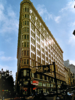 San Francisco: Flatiron Building.