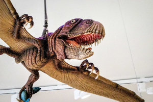 County Museum: Dinosaurier