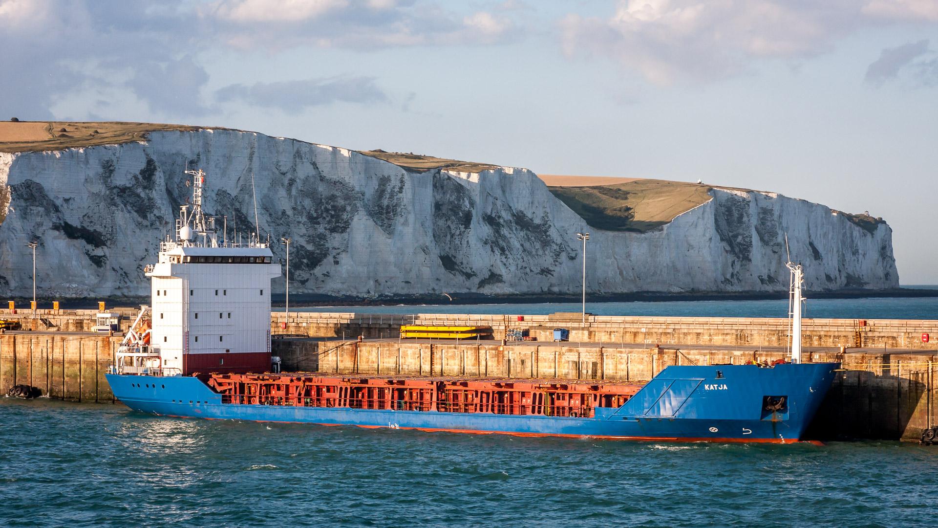 14.8.: Hafen von Dover