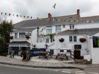 26.7. The Cornishman Inn, Tintagel