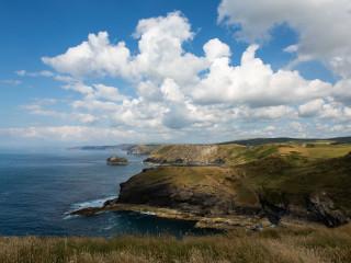26.7. Tintagel Coast