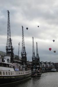 10.8. Bristol - Balloon Festival