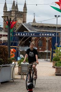 11.8. Radtour Bristol-Bath