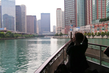 River-Tour in Chicago