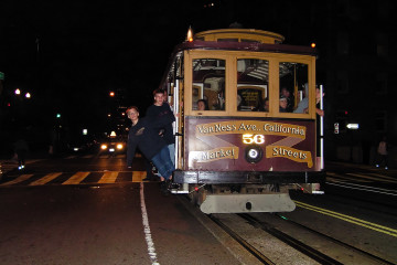 San Francisco - Cable Car :-)