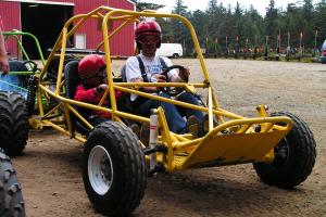Oregon Dunes - wir fahren mit dem Dune Buggy