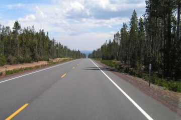 Vom Crater Lake zum Newberry Crater