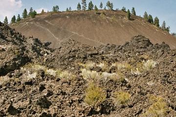 Lava Buttes, bei Bend, Oregon