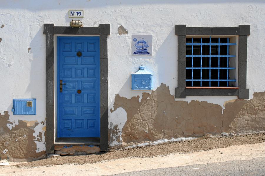 Malerisches El Cotillo.