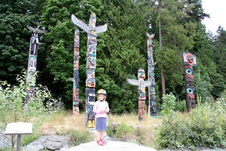 Stanley Park - Totem Poles
