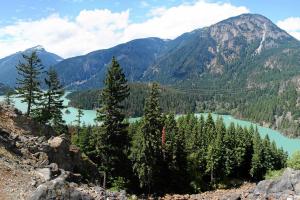 North Cascades NP - Lake Diablo