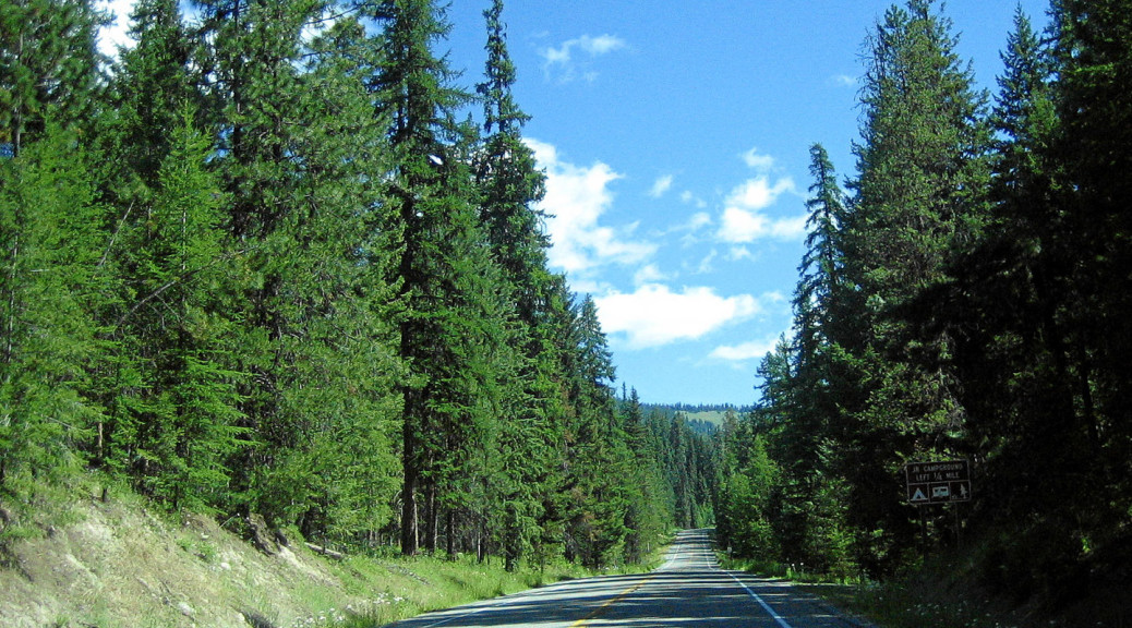 North Cascades NP - Highway 20