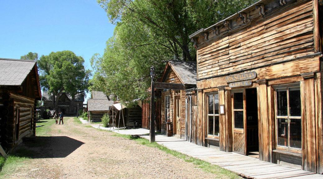 Nevada City - Main Street