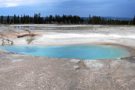 Yellowstone: Midway Geyer Basin