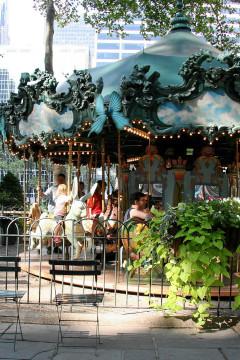 New York: Bryant Park