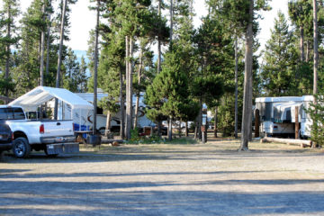 Madison Arm Resort, Hebgen Lake, Montana