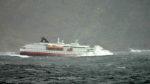 Hurtigruten 2008 - die Schiffe