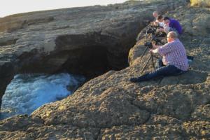 20.9. Cabo Raso (Michael, Markus, Alex, Sven)