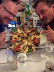 25.9. Restaurant Oceano :-)