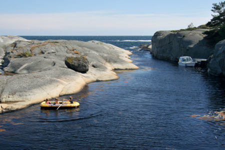 """""""Unser"""" kleiner Fjord ..."""