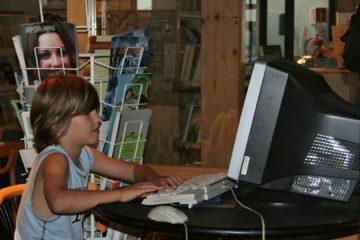 Internet in der Bibliothek