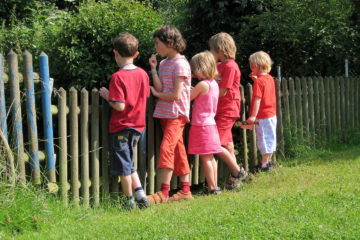 10.-14.7.: Karin&Kids besuchen Jutta&Co an der Ostsee ... 5 Kids ;-)))