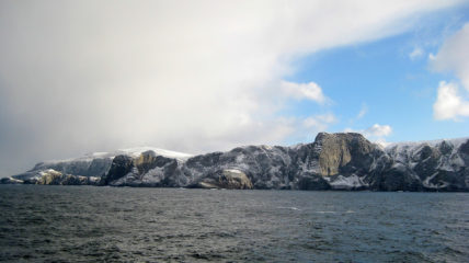 Zwischen Bergen und Ålesund