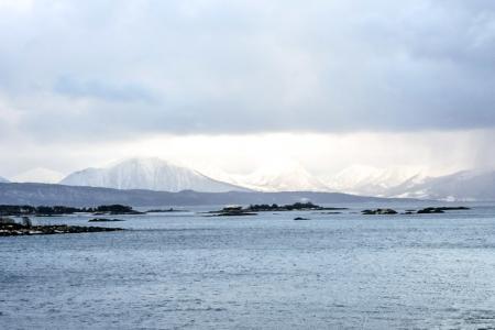 Im Midfjord vor Molde