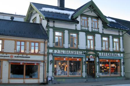 Downtown Tromsø