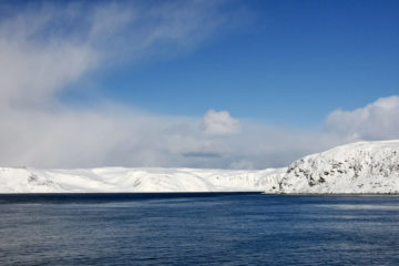 Zwischen Tromsø und Hammerfest
