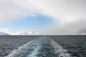 Zwischen Havøysund und Nordkap
