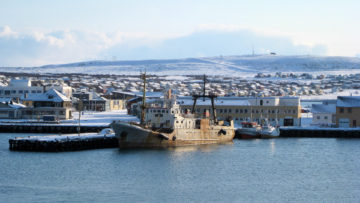 7. Tag: Vadsø, überraschend groß