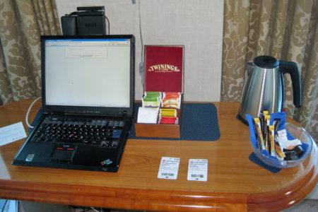 Das Büro :-)