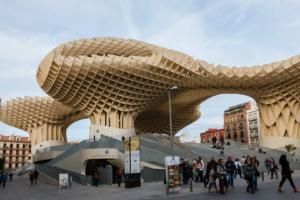 Parasol - Plaza de la Encarnación