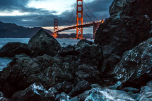 31.5.2015 Marshall's Beach, San Francisco