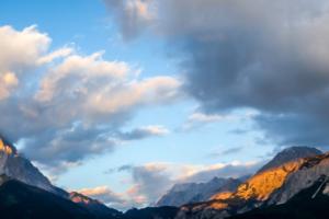 16.7. Zugspitze und Sonnenspitze
