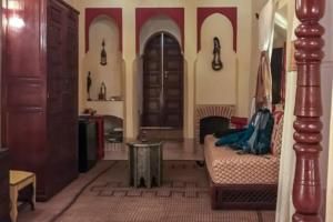24.1.2017 - Riad Karmela, Suite Kaiss