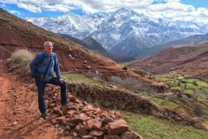 26.1.2017 - Wanderung im Ourika-Tal