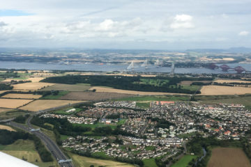 11.9.2016 - Forth Bridges