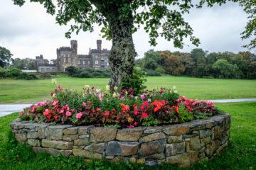 18.9.2016 - Stornoway, Lew Castle